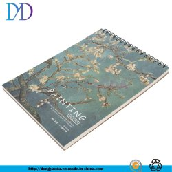 A4 het Boek van de Tekening van de Ontwerper van Sketchbook