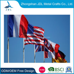 Groothandel Lage Prijs Hoge Kwaliteit Custom Printed Car Window Flags Met Plastic Rod (09)