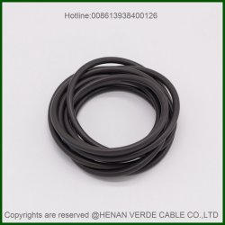 Temperatura Alta Super flexível com cabo de silicone de fios de borracha de silicone