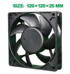 120X120X25mm 12V 24V 48V De KoelVentilator van het Frame van de Verordening gelijkstroom van de pwm- Snelheid