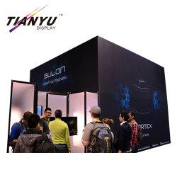 10FT x 20FT 휴대용 무역 박람회 이용된 선전용 전람 부스