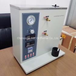 Laboratoire de pétroliers la norme ASTM D3427 de l'huile de lubrification Air Release Testeur de valeur