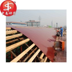 prix d'usine Znsj Wateproof coffrage en contreplaqué de bambou de pont