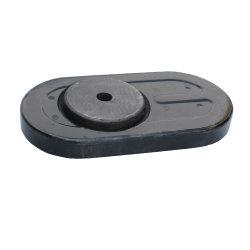 Schöpflöffel-Material-Schöpflöffel-Plättchen-Gatter-Platte