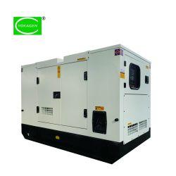 10kw 15kw 20kw 25kw Reeks van de Generator van Genset van de Macht van de Generator van de Dieselmotor de Draagbare Eerste Stille