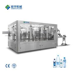 Hotsale Auto-Gas Wasser Soda Wasser Sauerstoff Wasser Wasserstoff Wasser Reines Wasser Waschen/Spülen Befüllen/Abfüllen Kappen/Versiegeln Maschine