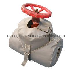 Couvercle d'isolation thermique détachable pour tuyau/bride/protection de soupape