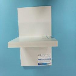 Material de PVC y 1mm - 30mm de espesor de la placa de espuma de PVC