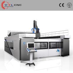 Ponte de Serviço Pesado 3060/1000 Titan Eixo tipo 5 centro de maquinagem CNC / máquina CNC / máquina de corte e usinagem CNC / Máquina Gantry CNC