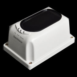 Saída de relé de alarme de incêndio do sensor de detecção de incêndio óptico Sistema fumaça por infravermelhos de Alarme do Detector