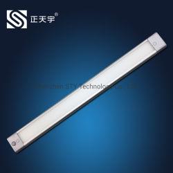 Verbindbarer Innen-LED linearer Streifen des PIR Bewegungs-Fühler-unter Schrank-Licht für Möbel/Garderobe/Wandschrank/Küche/Schaukasten