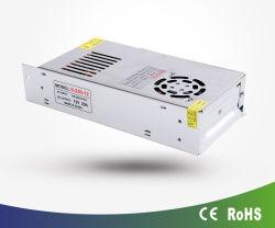 CCTV /LED/3D PtinterのためのSMPS PSU 5V 12V 24V 36V 48V 1A 2A 3A 5A 8.5A 10A 15A 16.7A 20A 25A 30A AC DCの切換えの電源