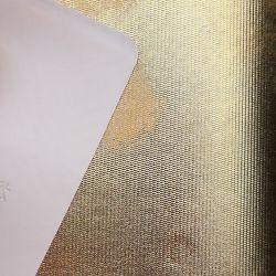 信任状PVC革フィルム、革フィルムを覆う証明書