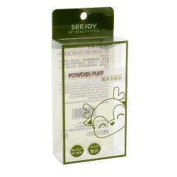 Custom pendaison cosmétique plastique PVC/boîte d'affichage Pet (emballage)