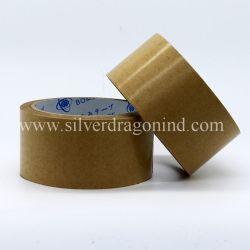 Nastro dell'imballaggio del nastro di sigillamento della scatola della carta kraft