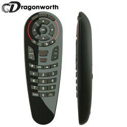 G30 голос пульт дистанционного управления 2.4G Беспроводная мини-клавиатура беспроводная мышь