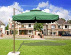 أحدث تصميم على الطراز الرومانى العالى المستوى وأثاث باحة حديقة خارجية مظلة شمس
