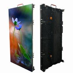 Innenmiete P3.91 SMD farbenreiche 500*1000mm Digital elektronische LED-Bildschirmanzeigen für DJ im Stab