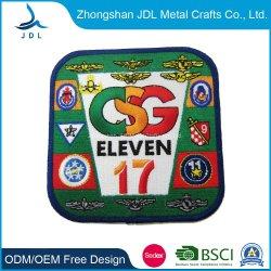 Promoción de la forma de tortuga Venta caliente militar Carta bordados Etiqueta de Equipaje Tiger Hat bordado a mano parche de velcro de China (28).