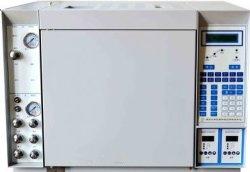 비등물 범위 분포를 위한 ASTM D2887 실험실용 표준 가스 크로마토그래프