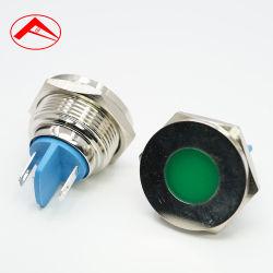 22мм металлическая Сигнальный светодиодный индикатор