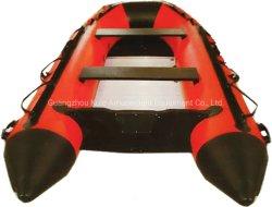 Opblaasbare Boot van de Kajak van de Vissersboot van het Stuk speelgoed van het Jacht van de redding de Opblaasbare Opblaasbare