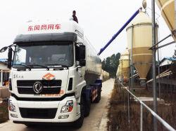 30m3 réservoir d'alimentation remorque de camion en vrac