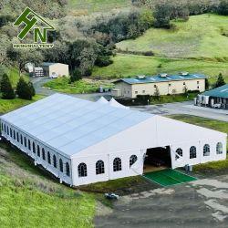 Estrutura de alumínio marquise da festa de casamento evento da Igreja Marquee a tenda de exposições