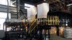 Хорошее качество 500 кг/ч пластмассовых ПЭТ бутылок очистить загрязненные утилизация стиральной машины для очистки/фильма из переработанных машин/гранулятор/машины для измельчения/дробления машины