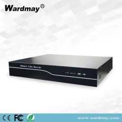 Китай Professional 36CH 5.0MP CCTV NVR Сетевой видеорегистратор с аудио/сигнал тревоги