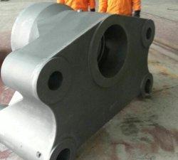 Fabrik-warf kundenspezifischer Metallform-Stahl/Graueisen/duktiles Eisen-/Aluminum-Legierungs-Gussteil