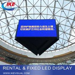 Для использования внутри помещений полностью водонепроницаемая цвета светодиодов высокой яркости экрана видеостены