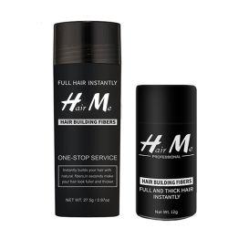Natürliche Farben-sofortiger Haar-Gebäude-Faser-Spray des Bestandteil-15 für Haar-Wachstum