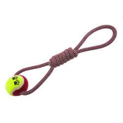 Haustier-Kauen-Seil-Schlepper-Spielzeug für Stärken-Haustier-Zähne