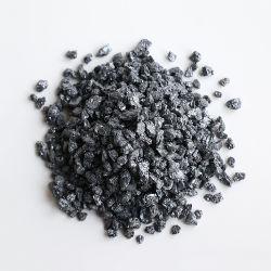 El carburo de silicio negro de polvo de carburo de silicio bloquea el carburo de silicio precipitado