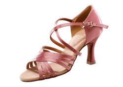 Sandelhout van de Dans van de Dames van de Schoenen van de Dans van vrouwen het Professionele Latijnse hoog Gehielde