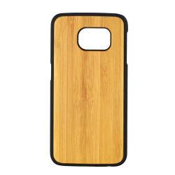 Cassa dura di legno del telefono mobile del nuovo di arrivo TPU del bordo spazio in bianco del coperchio per il iPhone Xs, iPhone Xs massimo, iPhone della cassa del telefono del ciliegio dolce massimo