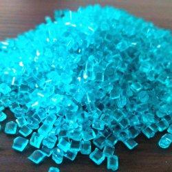 Пластиковый голубой прозрачной Masterbatch PP/PS/ABS/TPU/PC индивидуальные достижения RoHS