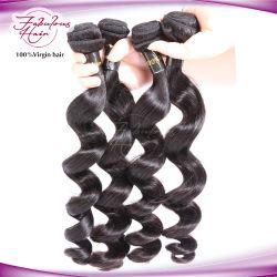 Virgin Indian Human Hair Loose Wave Cheap Estensioni Capelli