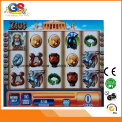 Gambling Zeus Casino Video Popular Slot Machine Games Board