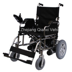 Beweglicher faltbarer elektrischer Rollstuhl für untaugliches mit Cer