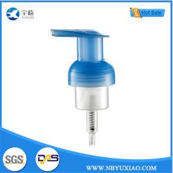 Crème cosmétique, la formation de mousse en plastique de la pompe de la tête de pompe distributeur de savon liquide en mousse (YX-13-5) de la pompe