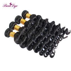 Venta caliente cabello virgen sin procesar brasileñas de productos Secador de pelo rizado tejido Remy cabello humano.