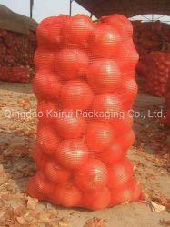 Verpakkende Zak van de Ui van de Aardappel van het Netwerk van het Linon van de Levering de Duurzame Plastic Verpakkende pp van de fabriek Netto