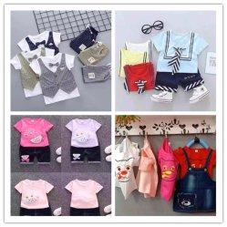 Оптовая торговля одеждой малыша моды детский износа костюм детей