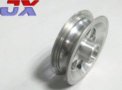 La rápida EDM Cortahilos de mecanizado CNC de aluminio de acero en el JX