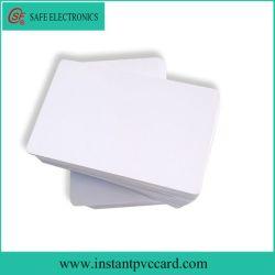 Imperméable RFID imprimables jet d'encre carte 13.56MHz