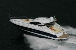Barca ad alta velocità di lusso di Seastella 46 '