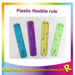 15cm 투명 PVC 연성 줄자 연성 플라스틱 자