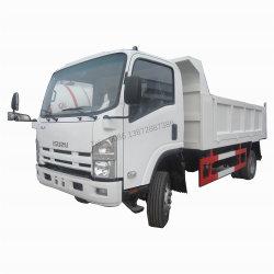 Выход на заводе Isuzu 600p 700p 120 HP 190HP Euro4 4x2 8т Грузовик Самосвал самосвального кузова
